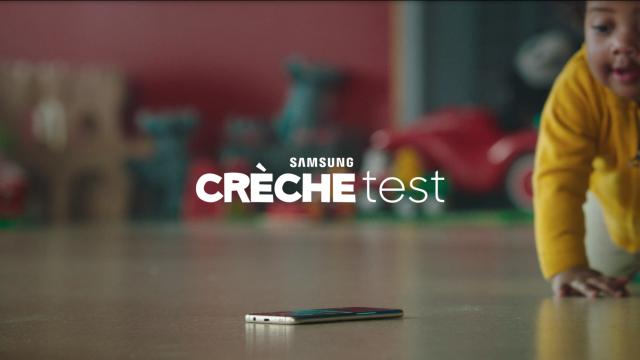 SAMSUNG CRECHE TEST